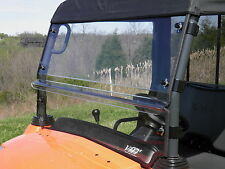Kubota RTV900 2 Pc Vented Windshield-BEST-FREE SHIPPING