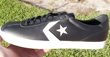 Converse Men's BREAKPOINT OX  SMOOTH  LEATHER BLACK 157776c SIZE 13 NEW