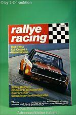 Rallye Racing 11/72 Simca Rallye 2 Fiat 128 Coupe + Pos