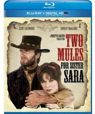 Two Mules for Sister Sara Blu-ray Region A BLU-RAY/WS