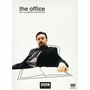 The Office: The Complete First Series BBC (DVD) NEW