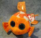 w-f-l TY BEANIE BOOS Glubschi FOCA rana Delfín calamar SURTIDO animal blandito
