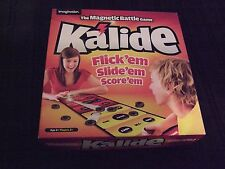 Kalide The Magnetic Battle Game.Flick'em Slide'em Score'em