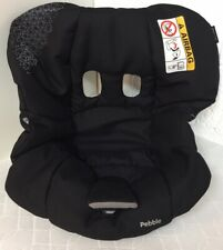 Genuine Maxi Cosi Pebble Car Seat Cover - Black