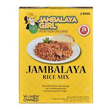 Jambalaya Girl Jambalaya Rice Mix, 20oz (2 Pack)