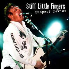 Stiff Little Fingers(CD/DVD Album)Suspect Device-Secret-SECDP163-EU-201-New