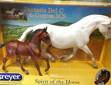Breyer Collectable Horses Newest Fantasia Del C & Gozoso