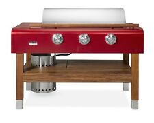 CALIBER ROCKWELL GRILL 60 INCH GRILL WITH WOOD BASE CRG-60-R-L