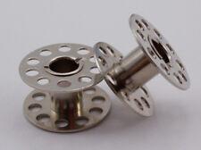25 Bobine in Metallo per PFAFF Hobby SMART + spulenbox