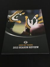 Green Bay Packers 2012 Season Review RARE