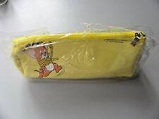 Vintage Tom & Jerry pencil case  pochette X rare '80s  NOS