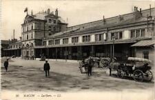 CPA Macon La Gare (616220)