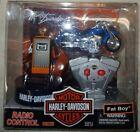 Harley Davidson Fat Boy RC Toy Collector Edition (11L)
