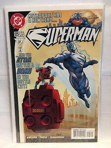 Superman (Vol 2) #125 VF/NM 1st Print DC Comics