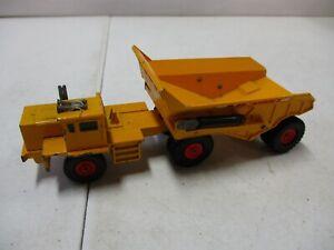 Matchbox King Size Dump Truck K-2