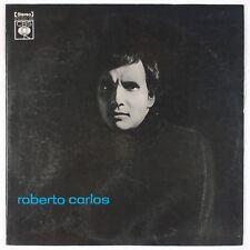 ROBERTO CARLOS: Self Titled BRAZIL CBS Folk Psych Vinyl LP Stereo HEAR