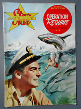 ► star cine vaillance 2/1961 - operation sharks-victor mature