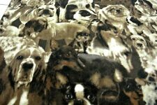 New listing Doberman Basset Hound Boston Terrier Bulldog Can Personalize Double Side 28x44