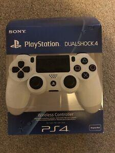 Sony Playstation 4 Dualshock 4 Wireless Controller - White