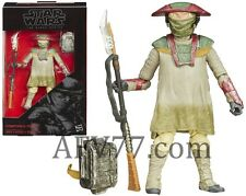 "Star Wars BLACK Series Wave 2 Force Awakens 6"" CONSTABLE ZUVIO ***Read Listing**"
