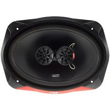 "Vibe Slick 6x9"" 3 Way Coaxial Car Sound Bass Speakers 160W Oval - Ex Display"