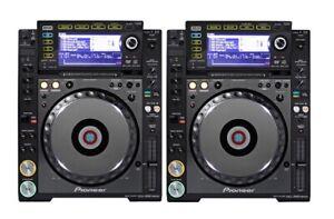Pioneer CDJ 2000 Nexus /Pair