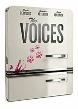 The Voices: Limited Edition Steelbook [Blu-Ray] [DVD][Region 2]