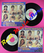 LP 45 7'' AU BONHEUR DES DAMES Farcattrap et discotillons Bains no cd mc dvd