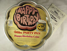 Happy Birthday Cake Pan from Wilton