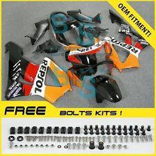 Fairings Bodywork Bolts Screws Set For HONDA CBR900RR CBR929RR 2000-2001 35 G2