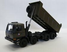 RARE: 1:43 TATRA T 815 230S84 8X8 TERRNo1 dump truck by KADEN, MILITARY version