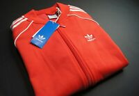 ADIDAS ORIGINALS Women's Superstar Trefoil Track Jacket FM3313 NWT