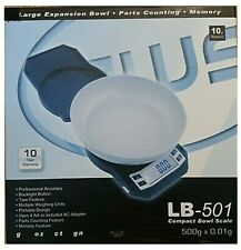 American Weigh LB-501 Bowl Scale  500g x 0.01g