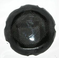 Ducati 748 916 996 998 1098 1198 CARBON KUPPLUNGSDECKEL ENGINE COVER CARBONE