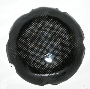 Ducati 748 916 996 998 1098 1198 Carbon Clutch Cover Engine Cover Carbone