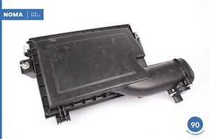07-12 LEXUS LS460 XF40 LEFT SIDE AIR CLEANER FILTER BOX w/ MAF MASS SENSOR