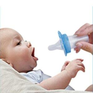Baby Dummy Nipple Medicine Dispenser Feeder Dispenser C