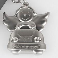 Formano Schlüsselanhänger Engel Schutzengel mit Auto Gesamtl. ca. 12 cm 655318 ♥
