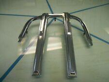1964 Dodge 440 Left Front Fender Chrome NOS MOPAR Part Number # 2445681