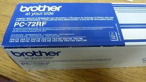 4977766058100 BROTHER PC-72RF FAX REFILL ROLLS #117