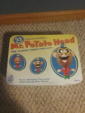 2007 55th birthday collectors edition Mr.Potato head the classic funny face kit