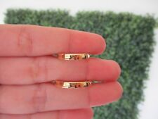 Wedding Rings 14k Yellow Gold WR104 sep *