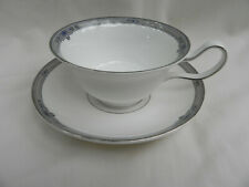 Wedgwood AMHERST TEA CUP Peony Shape & SAUCER Excellent .