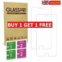 Tempered Glass Screen Protector For Apple iPhone 8 – 100% Genuine