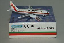Schabak Airbus A319-111 TAP Air Portugal CS-TTA 3rd version in 1:600 scale
