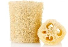 Natural Fibers Sponge Scrub Body Spa Loofah Luffa Bath Shower Cleansing Therapy