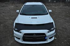 Car Hood Bonnet Bra Fits MITSUBISHI Lancer EVO X 10 08 09 2010 11 12 13 14 15 16