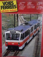 Voies Ferrees 29 1986 Arnaldo Pocher - Storia e tecnica Locomotive Trifasi