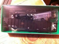 Bowser HO Scale 55142 100 Ton Triple Hopper Dim Data Black