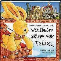 Weltbeste Briefe von Felix: Ein kleiner Hase fliegt rund... | Buch | Zustand gut
